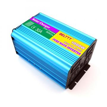 BELTTT Power Inverter 1000W with Solar Charger Controller