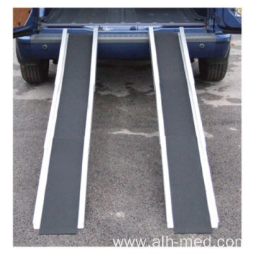 Aluminium Folded Channel Ramp