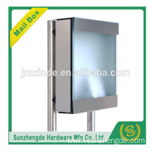 good quality classic free standing mailbox cast aluminum mailbox with post