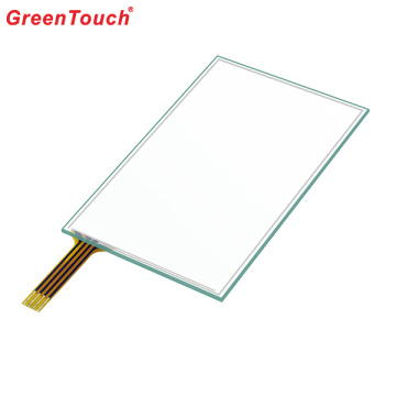 Small Size 4 Wire Resistive Touch Screen