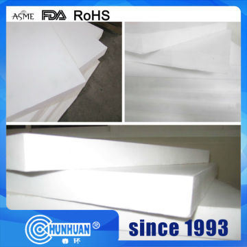 Pure Virgin  PTFE Sheet plate