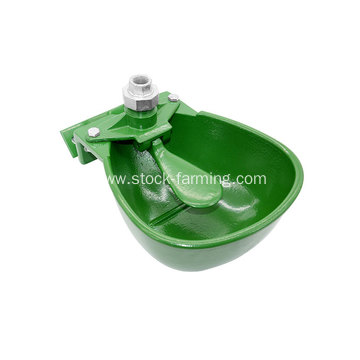 2.5L Cast Iron Cows Saving Water Drinking Bowl