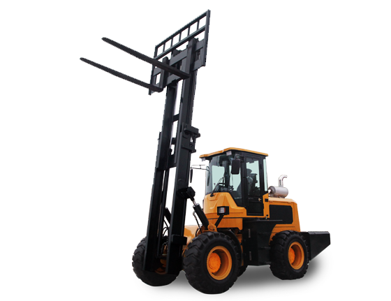 4x4 Rough Terrain Forklift