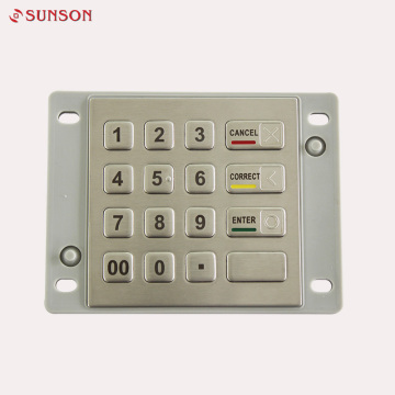 ATM RS232 Encryption Pinpad Solution With WOSA