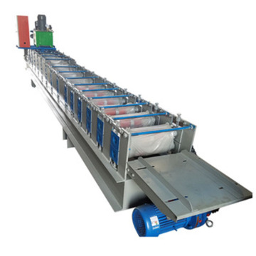 Iron and Steel Profile Roof Forming Machine