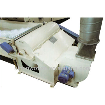 NONWOVEN COTTON FIBER OPENING MACHINE