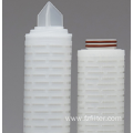 PTFE Membrane Pleated Cartridges