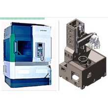 CNC Vertical Lathes Products