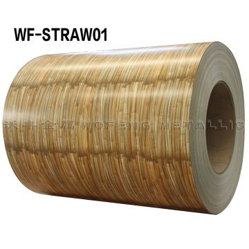 Customized pattern ppgi coil