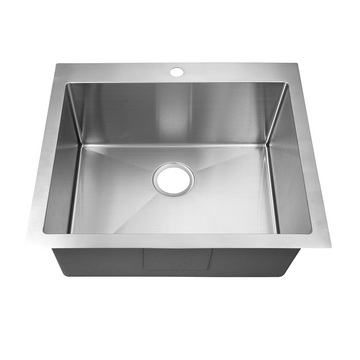25229S-T Undermount Handmade Kitchen Sink