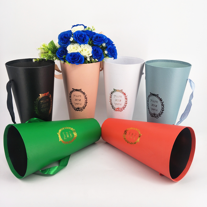 Flower Cone Package