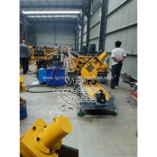 High quality Metal u purlin Roll Forming Machine