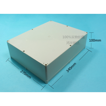 Outdoor Plastic Enclosure (ECL340X270H100)