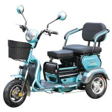 mini foldable and slidable electric elderly motorcycle