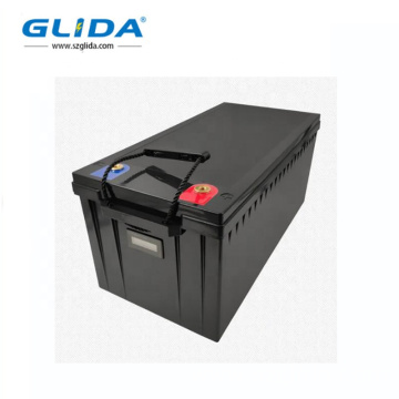 Lifepo4 Solar Energy Storage Lithium-Ion Battery