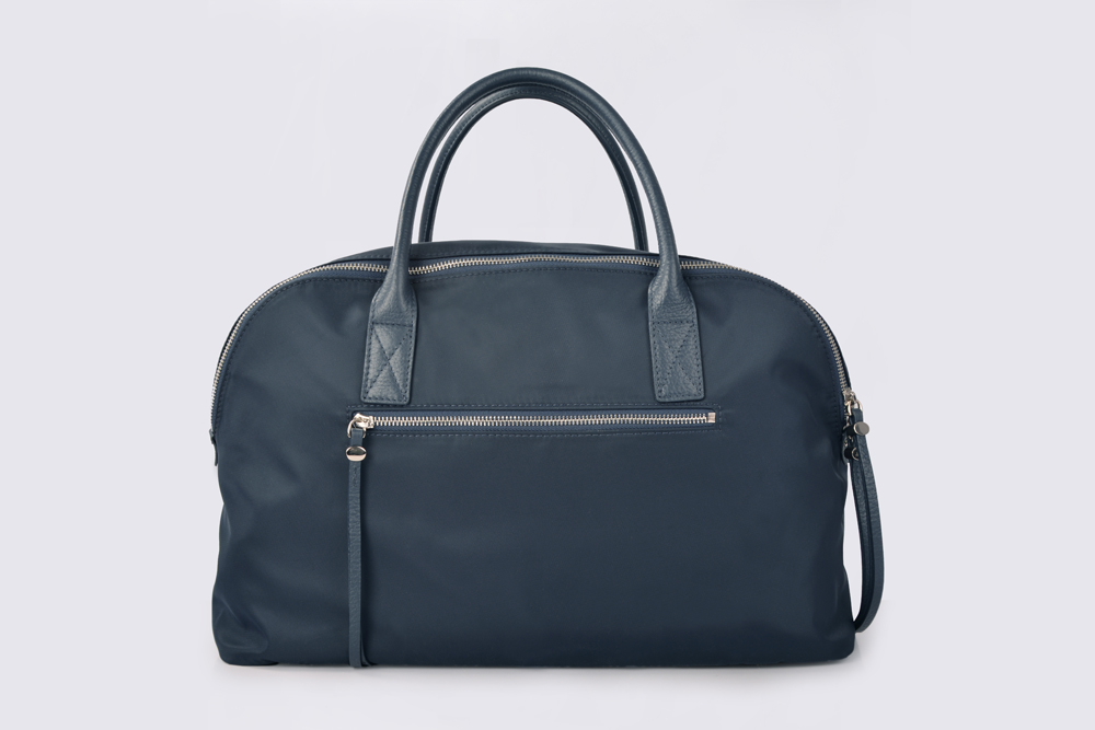 Men Women Nylon Duffle Bag Travel Weekender Messenger Bag