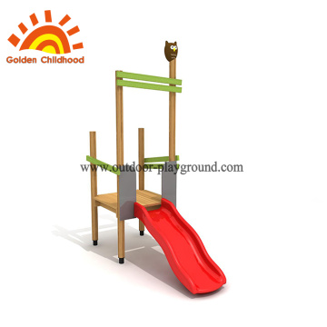 Wooden playsets kits playground for garden