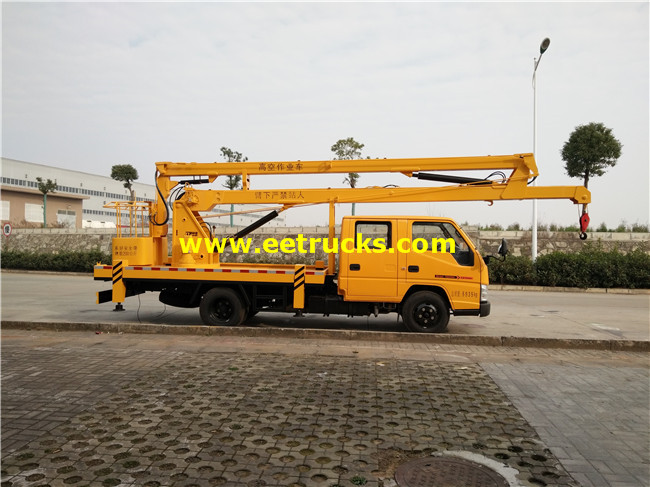 10m Truck with Aerial Platforms