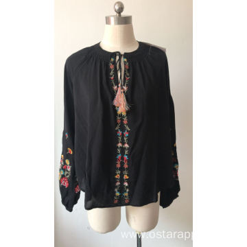 Loose Blouse New Ladies Blouse
