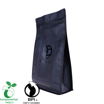 Good Seal Ability Clear Window Biodegradable Plastic Roll Bag