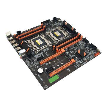 X99 Dual Server Computer Motherboard LGA2011-3 CPU DDR4 Memory Game Mainboard