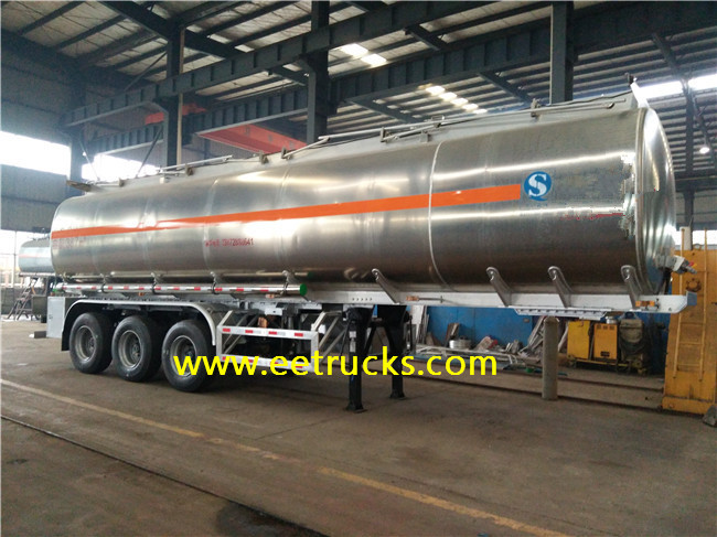Edible Oil Tank Trailers
