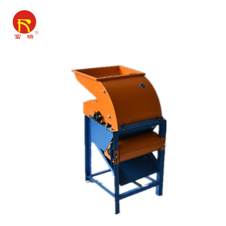 Gasoline Engine Mini Free Peeling Corn Thresher