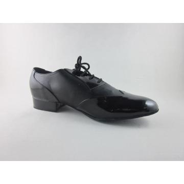 Black ballroom shoes Men