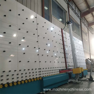 Automatic Insulating Glass Coating Deletion Line