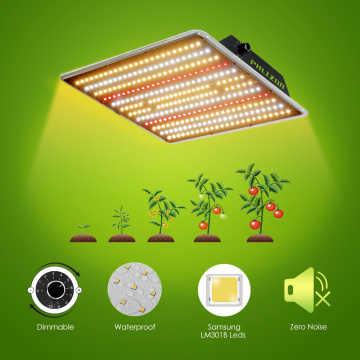 Phlizon Led Grow Light Dimmable Sunlike Indoor Plants