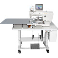 Industrial sewing machine for bra snap zigzag sewing