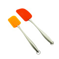 silicone  pan scraper spatula for sale