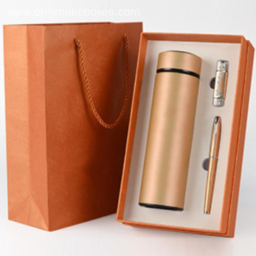 Thermos Cup Gift Box Packaging and Gift Bag