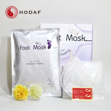 Milk Nourishing Foot Mask Baby Foot Peeling mask