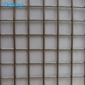 4 mmGalvanized Welded Wire Mesh for Fence Panel