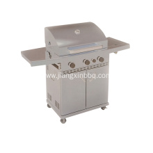 4 Burner Outdoor BBQ Gas Grill