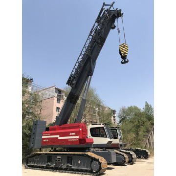 Tracked Telescopic Crawler Crane On Sale