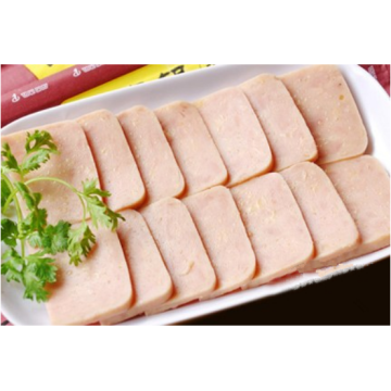 Transglutaminase for Canned Meat