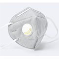 Hot Selling KN95 Mask With Valve For Adult
