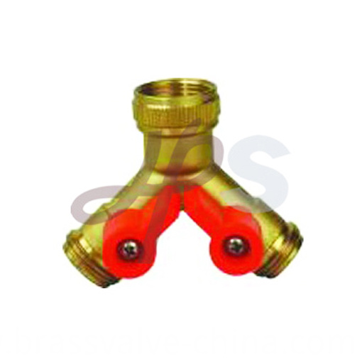 Brass Garden Hose Connector H729