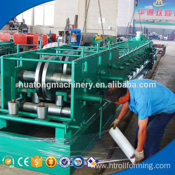 Low cost 500mm width ceiling channel roll forming machine