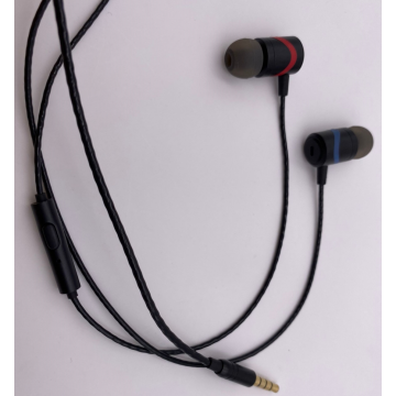 Earbud with Mic Compatible IOS  and Android