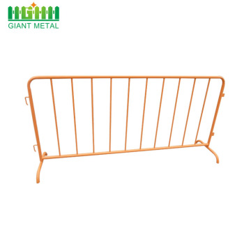 Portable Removable Traffic Warning Crowd Control Barrier
