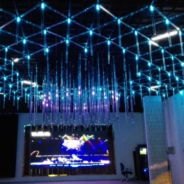 DMX Digital LED Meteor Pixel Tube Light