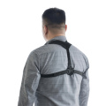 Shoulder and neck pressure upright hump straightener
