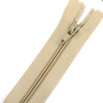 Slap-up 12inch chromatic long zippers for clothing