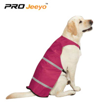 cuatomized cool reflective dog vest