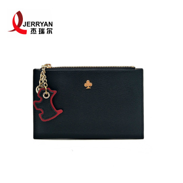 Stylish Leather Coin Purse Clutch Wallet