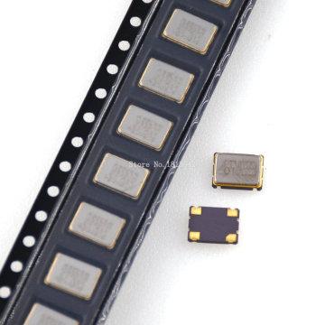 5PCS 5*7mm 7050 4 pins SMD Oscillator 10MHz 10M 10.000mhz Active Crystal Oscillator