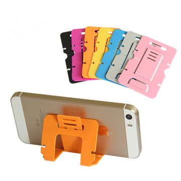 Universal Folding Table cell phone support Plastic holder desktop stand for your phone Smartphone & Tablet phone holder car